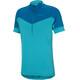 Ziener Eales Koszulka kolarska, krótki rękaw Mężczyźni niebieski